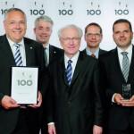 DESIGNA gehört zu den 100 innovativsten Unternehmen Deutschlands
