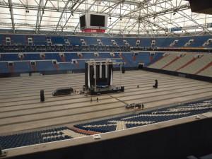 """Beeindruckende Kulisse: Arena """"AufSchalke"""""""