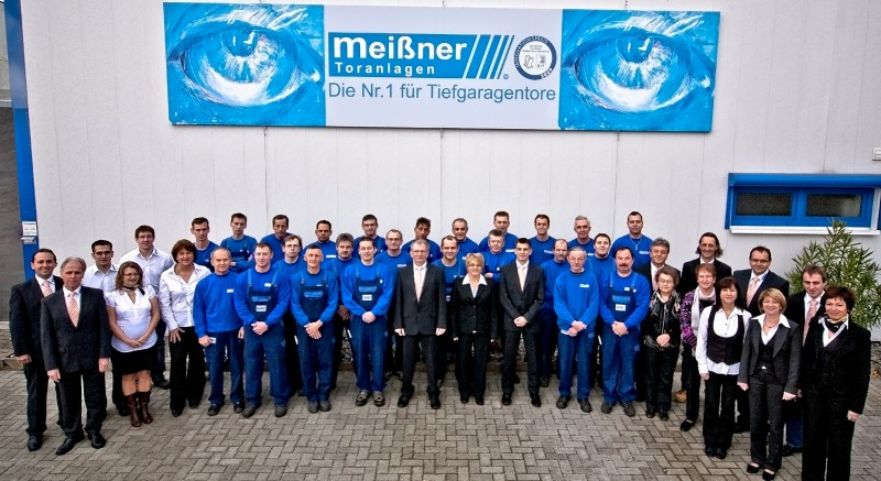 Meißner GmbH Toranlagen
