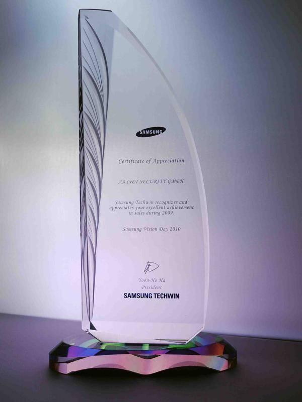 Deutscher Top-Distributor von Samsung Techwin