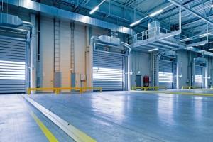EFAFLEX ist ein Spezialist für schnelllaufende Industrietore