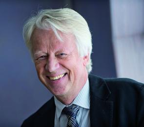 Gerald Engström, Vorstandsvorsitzender der Systemair-Gruppe
