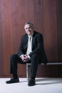 """Dr. Theo Waibel: """"Gerade im Bereich der Kommunikation hat sich die Lage in den vergangenen Jahren grundlegend verändert."""""""