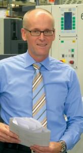 Geschäftsführer Werner Nagels