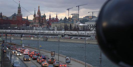TrafiCam x-stream liefert bei der Anwesenheitserfassung überzeugende Ergebnisse, sogar bei der hoher Luftverschmutzung, die in Moskau an der Tagesordnung ist.