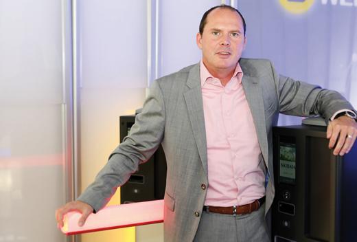 Jörg Wolters ist der neue Vertriebsleiter bei SKIDATA Deutschland.