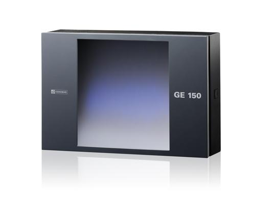 Der GE150 Intercom Server eignet sich besonders für kleinere Netzwerke