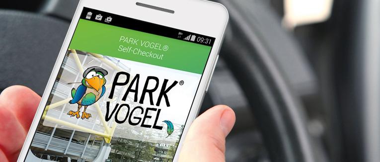 """""""Parkvogel Pay"""" vereinfacht das Parken"""