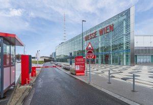 Auf dem Gelände der Messe Wien ist eine der größten Parkanlagen Österreichs in Betrieb gegangen.
