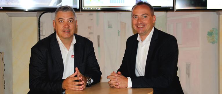 Christian Kuppel übernimmt Business Unit Leitung im Parken