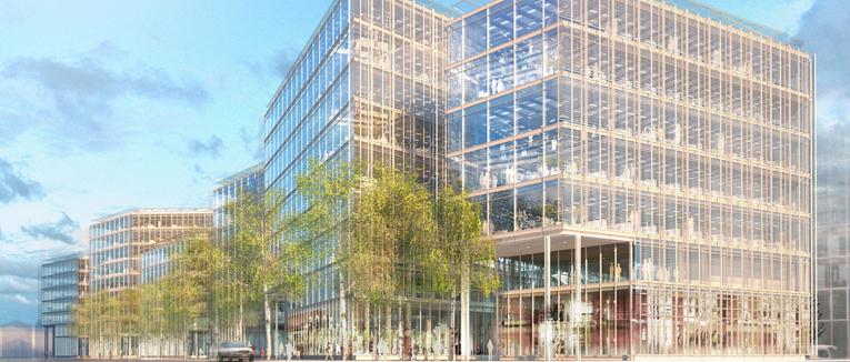 Die Goldbeck Parking Services GmbH betreibt seit September 2018 die Tiefgarage der neuen Büro- und Geschäftsimmobilie FLOAT in Düsseldorf.