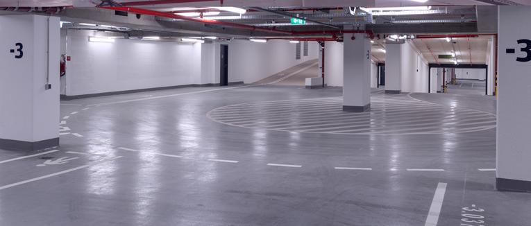 Die APCOA PARKING Luxemburg S.A.r.l. hat ihr Parkhaus Royal-Hamilius im Zentrum der Stadt Luxemburg eröffnet. Damit bietet APCOA der Öffentlichkeit ab sofort 628 neue Stellplätze.