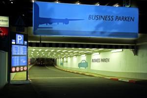 Business-Parken am Flughafen Frankfurt