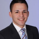 Marcel Leidenbach, Außendienstmitarbeiter im Gebiet Rheinland Pfalz und Saarland