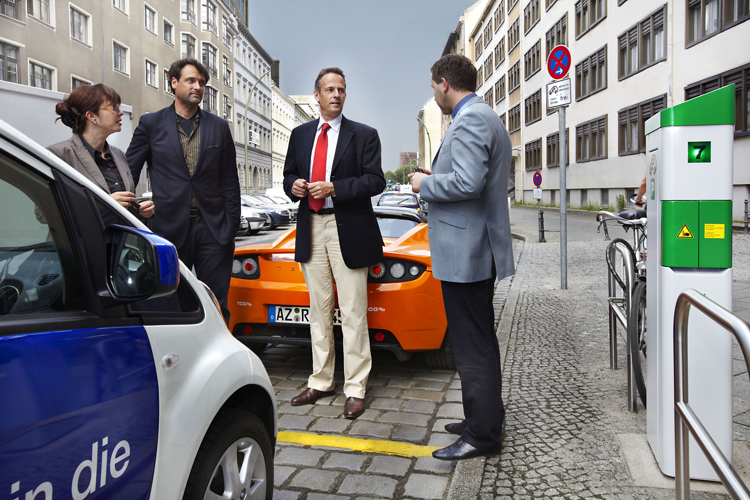 """""""Wir elektromobilisieren den Bundestag"""""""