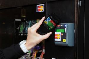Bezahlen am Vending-Automaten: Anwendung von Google Wallet