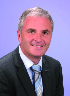 Kurt Maurer, Geschäftsführer der Systemair GmbH