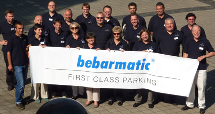 bebarmatic PLATINUM***** wird international