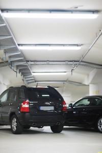 Subjektiv heller: Mitarbeiter und Kunden nahmen die neue Beleuchtung positiv auf.