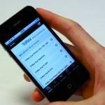 """Smartphone-App: """"Mischanleitung"""" unter www.triflex.com/app"""