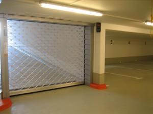 Tiefgaragen sind der Einsatzbereich für die innovativen Tore von Meißner.