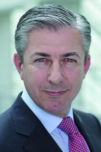 Ralf Bender, CEO der APCOA Group