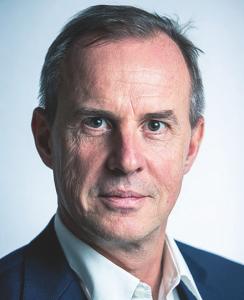 Philippe Op de Beck, CEO von APCOA seit 4. April 2016