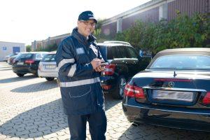 Die Park & Control GmbH (PAC) überwacht private Kundenparkplätze und schützt diese so vor Fremdparkern.