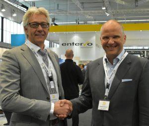 Henk Domenie ist neuer Geschäftsführer von Scheidt & Bachmann Parkeersystemen. Foto: Scheidt & Bachmann