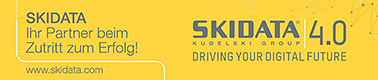 SKIDATA Parkraummanagement
