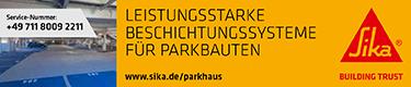 SIKA Parkbauten