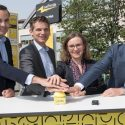 APCOA unterstützt Shared-Mobility-Projekt in Berlin