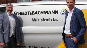 50 Jahre Scheidt & Bachmann Parking Solutions Germany GmbH
