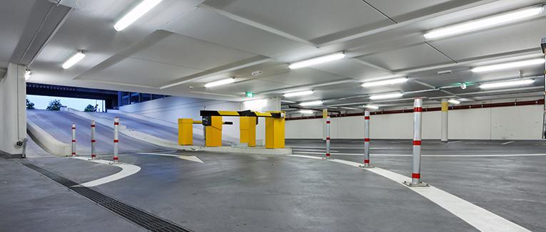 Nach Finnland und den Niederlanden haben sich auch Parkhäuser in Deutschland an den  Service mobility CONNECT angeschlossen.